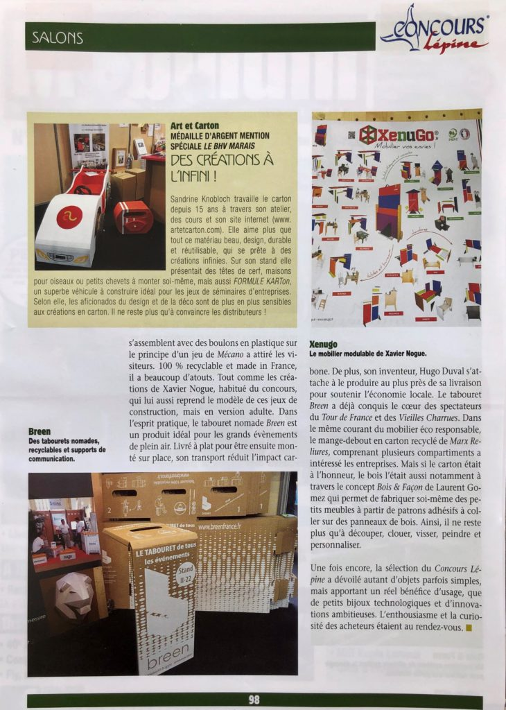 article lepine