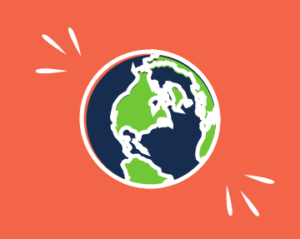 terre montrant le développement durable