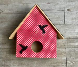 kit cabane oiseau