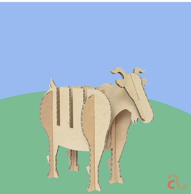 kit chèvre à garder